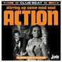 Compilation Club beat: stirring up some mod soul action (the original sound of UK club land) avec Eddie Holland / Marv Johnson / Mitchell Mckinley / Hank Ballard & the Midnighters / Wilbert Harrison...