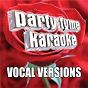 Album Party tyme karaoke - love songs party pack (vocal versions) de Party Tyme Karaoke