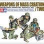 Compilation Weapons of mass creation (2) avec Michèle Laroque / Logistics / Syncopix / Total Science / Cls+wax...