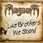 Album Like brothers we stand de Magnum