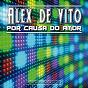 Album Por causa do amor de Alex de Vito