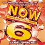 Compilation Now (that's what I call music) vol. 6 avec Samantha Mumba / Britney Spears / N' Sync / A Touch of Class / Jennifer Lopez...