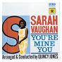Album You're mine you de Sarah Vaughan
