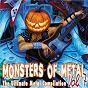 Compilation Monsters of metal vol. 7 avec Eluveitie / Amorphis / Epica / Sonic Syndicate / Korpiklaani...