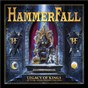 Album Legacy of kings de Hammerfall