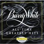 Album All-time greatest hits de Barry White