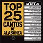 Compilation Top 25 cantos de alabanza (edición 2014) avec Israel Houghton / Marco Barrientos / Blest / Hillsong Global Project / Danilo Montero...