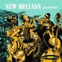 """Compilation Original sound deluxe : new orleans memories avec Paul Barbarin / Louis Armstrong / Joe """"King"""" Oliver / Kid Ory / Jelly Roll Morton..."""