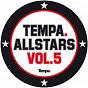 Compilation Tempa allstars vol. 5 avec Seven / TRG / Pinch / Skream / Luke Envoy...