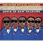 Album Down in new orleans de The Original Five Blind Boys of Alabama