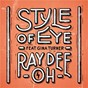 Album Ray dee oh de Style of Eye