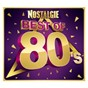 Compilation Nostalgie best of 80's avec Desireless / Imagination / Simply Red / Bill Baxter / Jeanne Mas...