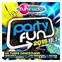 Compilation Party fun 2015 avec Sharna Bass / David Guetta / Sam Martin / Aronchupa / Robin Schulz...