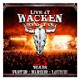 Compilation Live At Wacken 2012 avec Testament / Hammerfall / The Bosshoss / Edguy / Volbeat...