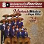 Album Peerless 80 aniversario - 24 exitos de Mariachi México de Pepe Villa