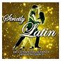 Compilation Strictly latin avec Francis Hime / António Carlos Jobim / Ary Barroso / Badem Powell / Jorge Calandrelli...