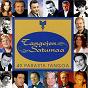 Compilation Tangojen satumaa - 40 parasta tangoa avec Pasi Kaunisto / Unto Mononen / Reijo Taipale / Jacob Gade / Olavi Virta...