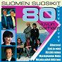 Compilation Suomen suosikit - 80-luvun parhaat avec Edu Kettunen / Paula Koivuniemi / Juha Vainio / Hyvan Tuulen Laulajat / Tauski Peltonen...