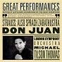 Album Richard strauss: also sprach zarathustra, op. 30, TRV 176 & don juan, op. 20, TRV 156 de Michael Tilson-Thomas / Richard Strauss