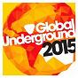 Compilation Global underground 2015 avec Metronomy / Joris Voorn / Joel Mull / Sasha / Robert Babicz...