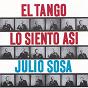 Album El tango lo siento así de Julio Sosa