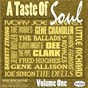 Compilation A taste of soul, vol. 1 avec Wade Flemons / Gene Allison / Dee Clark / The 5 Royales / Ivory Joe Hunter...