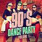 Album 90's dance party, vol. 1 (the best 90's MIX of dance and eurodance pop hits) de 90s Party People