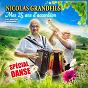 Album Mes 25 ans d'accordéon (feat. jean-yves) (spécial danse) de Nicolas Grandfils