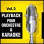 Album Playback pour orchestre & karaoké, vol. 2 de DJ Playback Karaoké