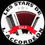 Compilation Les stars de l'accordéon, vol. 8 avec Everest / Guy Denys / Maurice Larcange / Marcel Masson / Pascal Andrews...