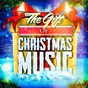 Compilation The gift of christmas music avec Mélanie René / Michel Tirabosco / The Candy Canes / Religio / Brenda Byrne...