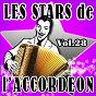 Compilation Les stars de l'accordéon, vol. 28 avec Hubert Ledent / Guy Denys / Maurice Dadier / Maurice Larcange / Remy Sabot...