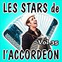 Compilation Les stars de l'accordéon, vol. 35 avec Louis Corchia / René Grolier / Alberto Garzia / Guy Denys / Cyrille Renaut...