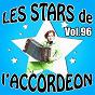Compilation Les stars de l'accordéon, vol. 96 avec Franck Sallé / Damien Poyard / Manu Maugain / Louis Camblor / Lily Guilloux...