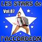 Compilation Les stars de l'accordéon, vol. 87 avec Maurice Larcange / Guy Denys / Christian Gauchy / Les Keurs Brized / Les Pécqueux du Diminche...