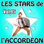 Compilation Les stars de l'accordéon, vol. 85 avec Christian Gauchy / René Grolier / Jean Harduin / Manu Maugain / Les Keurs Brized...