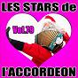 Compilation Les stars de l'accordéon, vol. 79 avec Nicolas Grandfils / Kevin Legrand / Bernard Marly / Christian Gauchy / Jean Harduin...