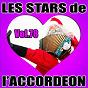 Compilation Les stars de l'accordéon, vol. 78 avec Pierre Péribois / Jean-Louis Iasoni / Félicien Brut / Marie Andrée / Bernard Marly...