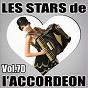Compilation Les stars de l'accordéon, vol. 70 avec Corinne Rousselet / Karine Fontaine / Les Joyeux Yodlers / Guy Pradot / Damien Michel...