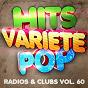 Album Hits variété pop, vol. 60 (top radios & clubs) de 50 Tubes du Top / 50 Tubes Au Top / Tubes Top 40