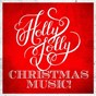 Compilation Holly jolly christmas playlist avec Santa's Little Singers / The Candy Canes / Best Christmas Songs / Joan Waldrep / Jason Wadsworth...