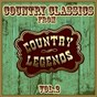 Compilation Country classics from country legends, vol. 2 avec Jerry Wallace / Lynn Anderson / Faron Young / Skeeter Davis / Tommy Overstreet...