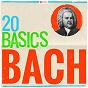 Compilation 20 Basics: Bach avec Hans Christoph Becker Foss / Jean-Sébastien Bach / Mainzer Kammerorchester / Gunter Kehr / Mary Jane Newman...