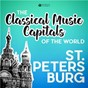 Compilation Classical music capitals of the world: st. petersburg avec Hungarian National Philharmonic Orchestra / Divers Composers / The Utah Symphony Orchestra / Maurice Abravanel / Piotr Ilyitch Tchaïkovski...