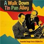 Compilation A walk down tin pan alley: essential songs from a golden era avec George Gershwin / 101 Strings Orchestra / Cole Porter / Ira Gershwin / Orlando Pops Orchestra...