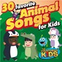 Album 30 favorite animal songs for kids de The Countdown Kids