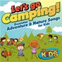 Album Let's go camping: essential adventure and nature songs for kids de The Countdown Kids