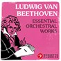Compilation Ludwig van beethoven: essential orchestral music avec The Royal Philharmonic Orchestra / Slovak National Philharmonic Orchestra / Zdenek Ko?ler / Ludwig van Beethoven / The London Symphony Orchestra...