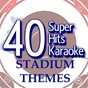 Album 40 super hits karaoke: stadium themes de B the Star