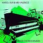 Album Minor chords (remixes) de Karol XVII / MB Valence
